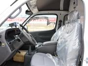 金杯海獅冷藏車駕駛室