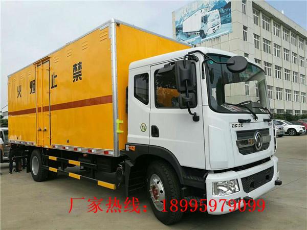 贵州大型东风10吨爆破器材运输车哪里买