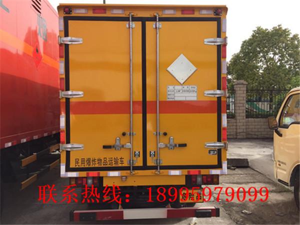河南3吨烟花爆竹运输车哪里可以购买