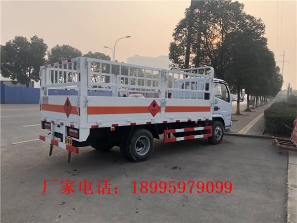 台灣江鈴3噸氣瓶運輸車廠家