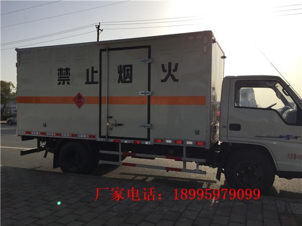 台灣易燃液體廂式運輸車哪裏有賣