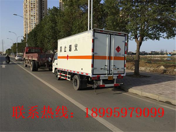 毒性和沾染性物品廂式運輸車供給商