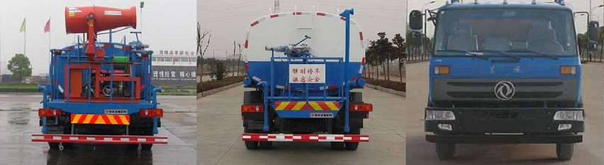 东风12吨15吨洒水车2