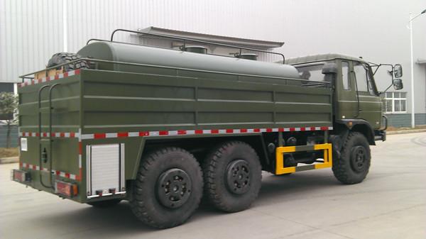 东风六驱多功能洒水车,多功能洒水车_DFS5160TSML2_沙漠运水车