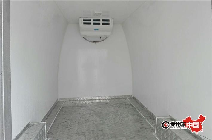 福田G7商務藥品冷藏車 車型實拍圖片5