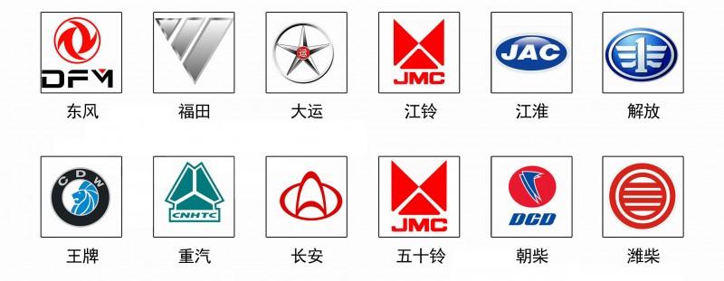 解放JH6-9.6米冷藏車合作品牌