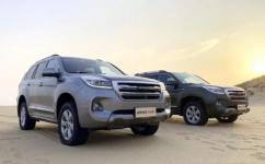性能超越奥迪Q5L,哈弗H9引领中国SUV品牌向上