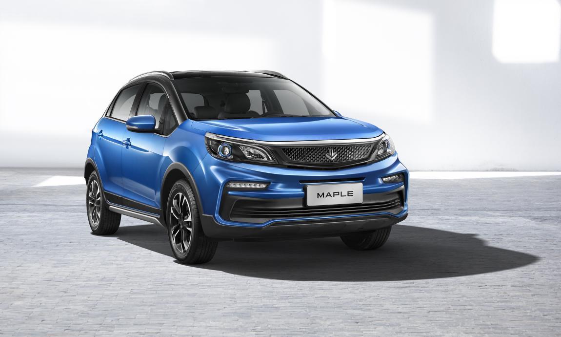 枫叶汽车品牌发布,首款车型6.88万开售插图(5)