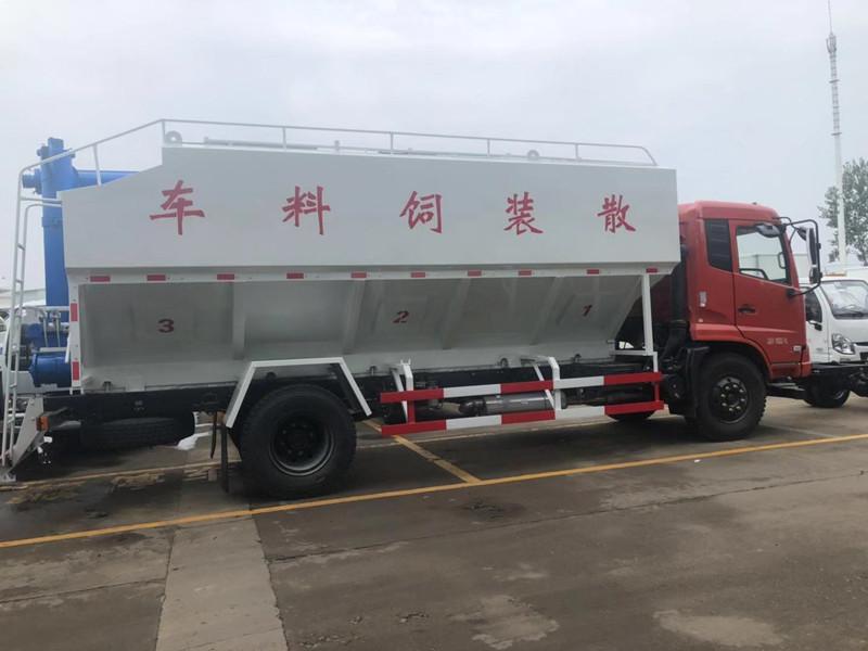 東風天錦飼料車